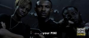 PIN web
